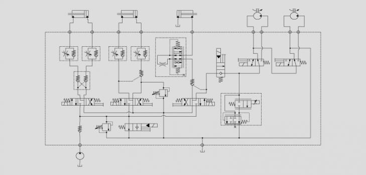 厂吊升降电路接线图