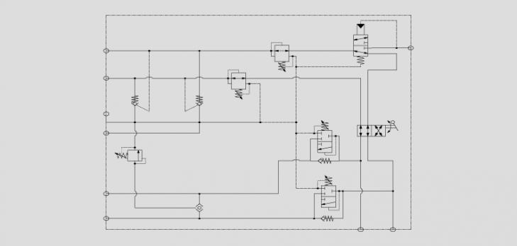 电磁钻控制电路图